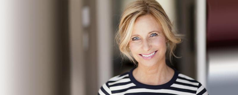 Beautiful Woman - Southside Dental Implants