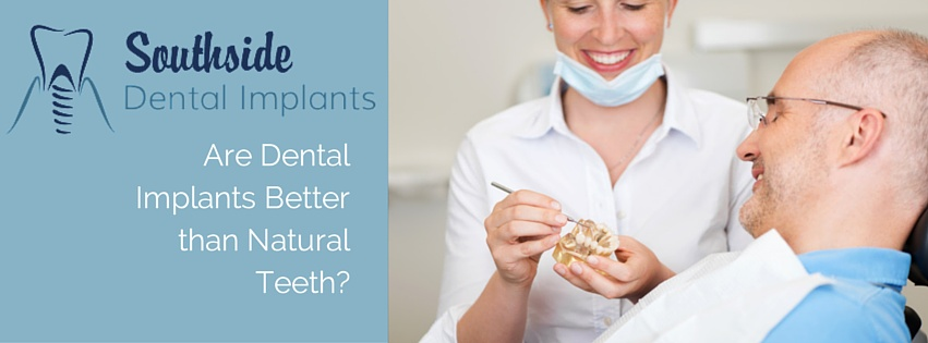 Do dental implants get gum disease? Do they feel like natural teeth? Can dental implant get cavities? Southside Dental Implants in South Brisbane have the answer...